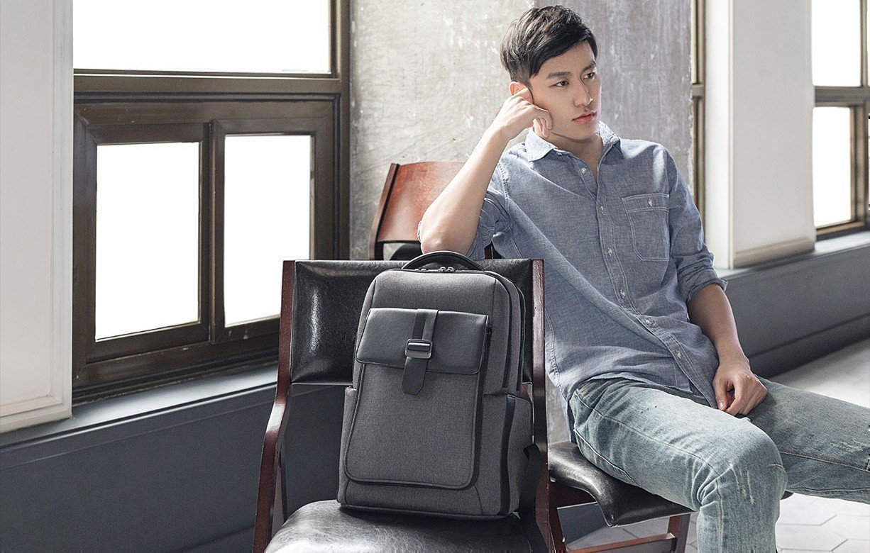 Рюкзак трансформер Xiaomi Mi Fashion Commuter Backpack (ZJB4118CN)