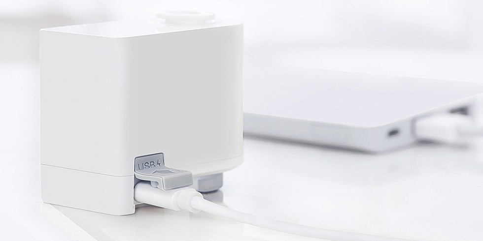 Сенсорная насадка для крана Xiaomi Xiaoda Automatic Induction Water Saver Home Sensor Tap
