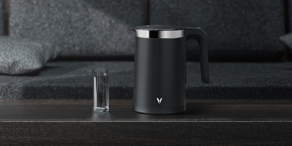 Умный чайник Xiaomi Viomi Smart Kettle Bluetooth Pro (YM-K1503)