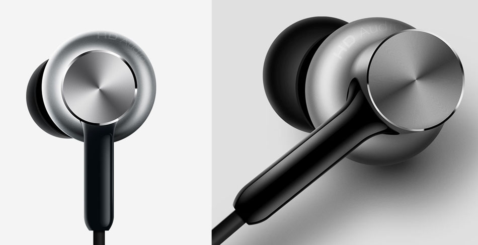 Вакуумные наушники Xiaomi Mi In-Ear Headphones Pro HD Hybrid